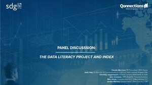 Data Literacy Panel Image