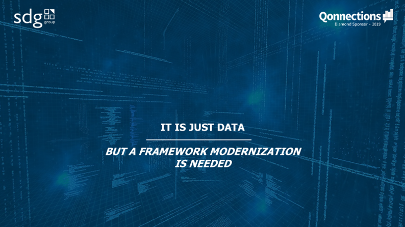 Data Modernization Title Slide